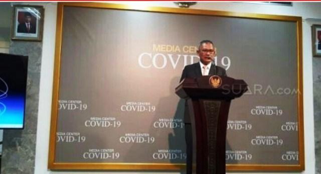 Photo of 64 Orang di Indonesia Dinyatakan Sembuh dari Covid-19