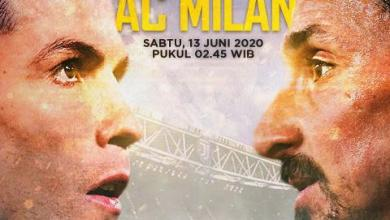 Photo of Prediksi Semifinal Coppa Italia Juventus Vs AC Milan