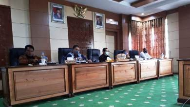 Photo of Wako AJB Rakor Melalui Video Teleconference Bersama Kemendagri RI
