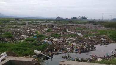 Photo of Parah!! Sawah Warga di Dekat Bandara Depati Parbo Kerinci Panen Sampah