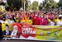 Photo of CE-Ratu Adakan Jalan Sehat