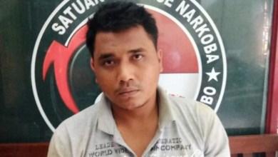 Photo of Ahmad Ridwan Diamankan Polres Tebo Terkait Sabu