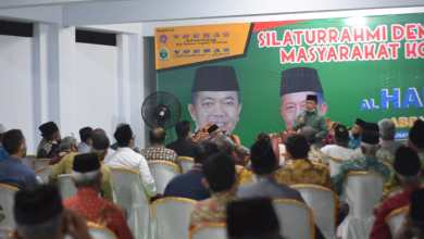 Photo of Giliran Tokoh Jawa Kota Jambi Dukung Haris-Sani