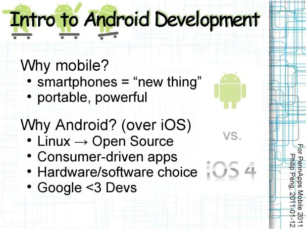 2011-01-12 Intro to Android Development 002