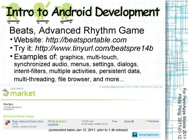 2011-01-12 Intro to Android Development 030
