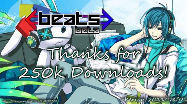 250k Downloads