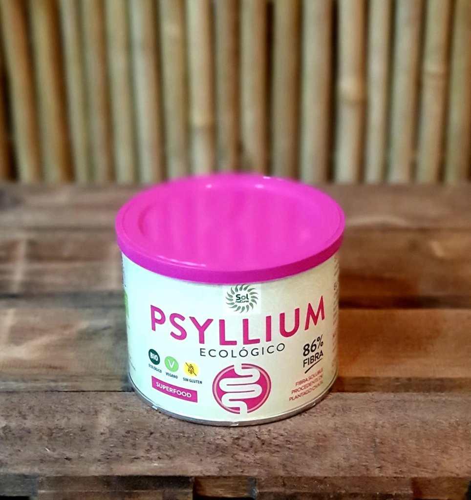 Psyllium Ecológico Bio Sol Natural
