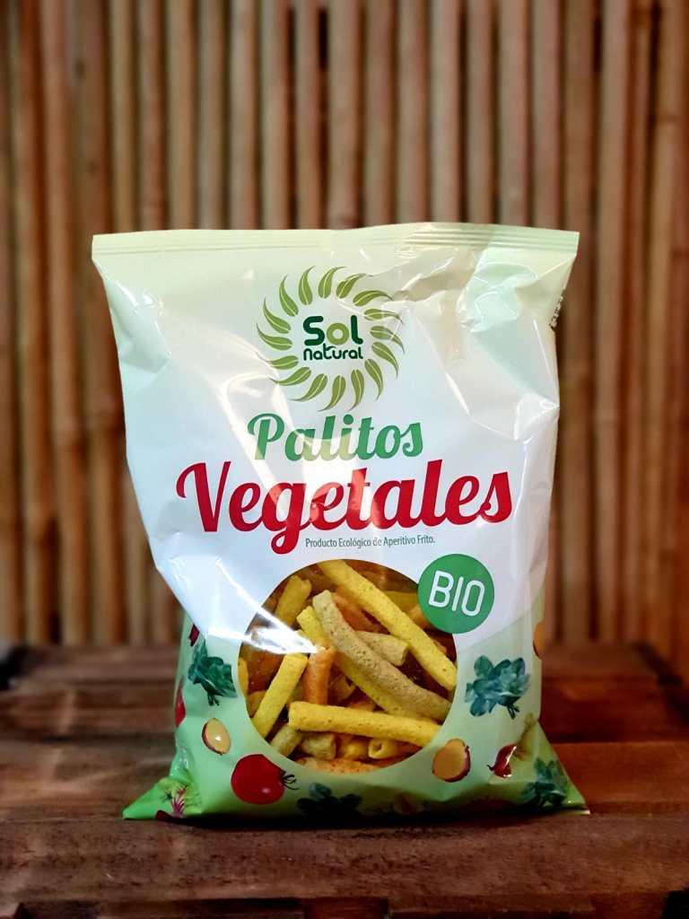 Palitos Vegetales Bio Sol Natural
