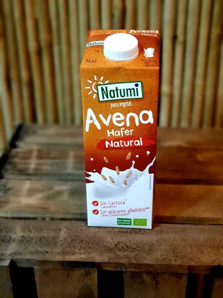 Bebida Avena Hafer Natural