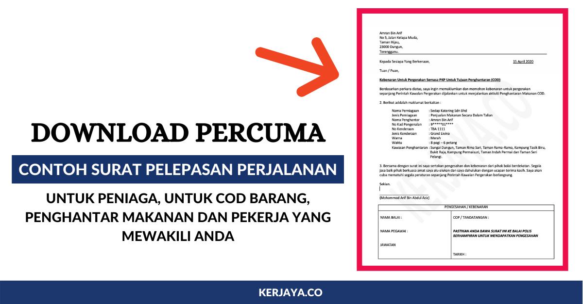 19 Contoh Surat Pesanan Iklan