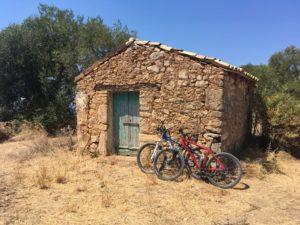 Radtouren auf Korfu