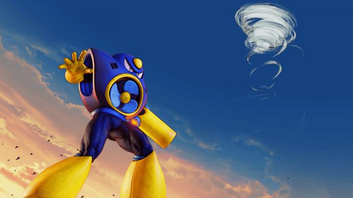 AIR MAN( エアーマン. ) robot master