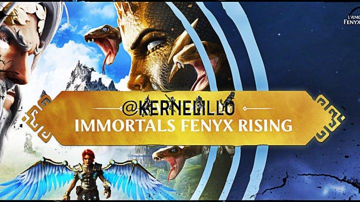 Immortals Fenys Rising 6 cosas que deberías saber de juego