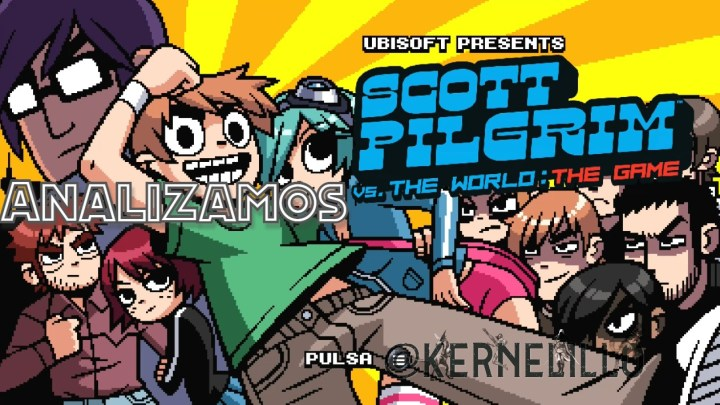 Analizamos Scott Pilgrim vs The World: The Game – Complete Edition