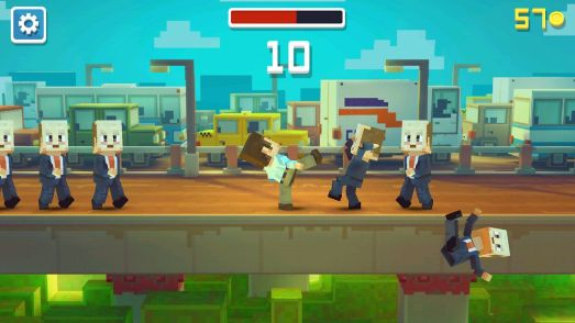 Rush Fight Screenshot Gameplay HD Kernel Ketchup 4