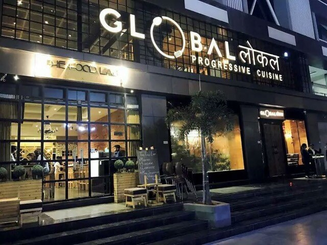 Global Local, Vesu, Surat