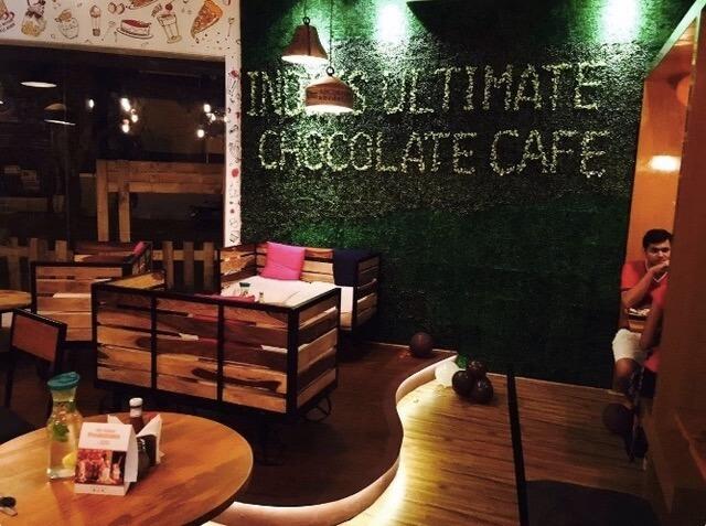 The Chocolate Heaven, Alwarpet, Chennai