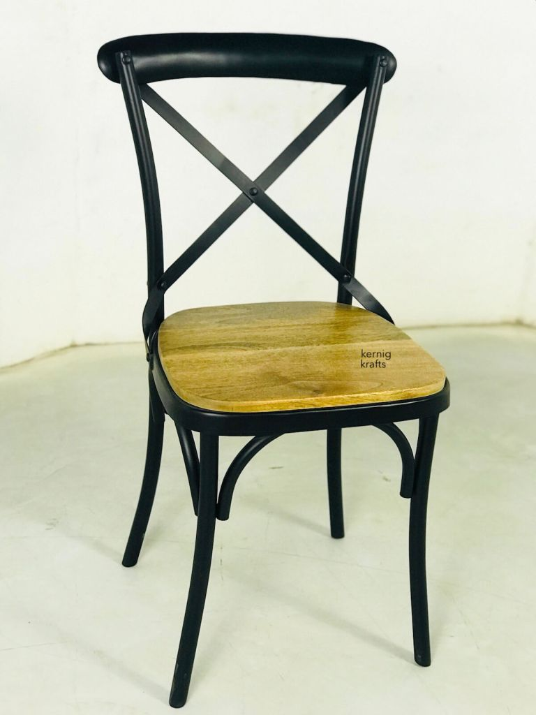 mango wood chair