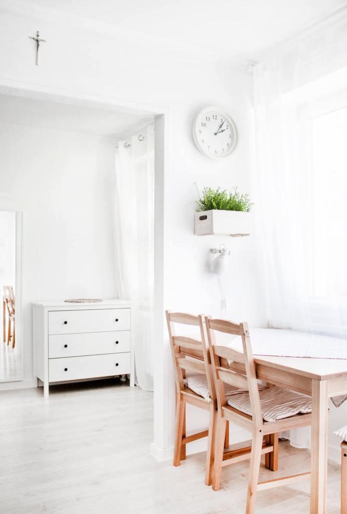 scandinavian interiors natural wood white