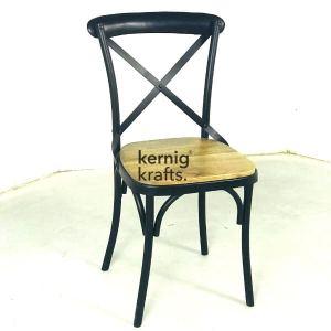 CHAM43672 Cross Back Classic Fresh Design Chair