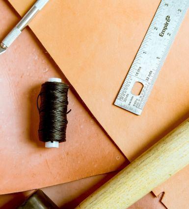 Bespoke furniture leather kernig krafts