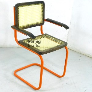 CHAM73119 Cantilever Indian Office Cafe Chair