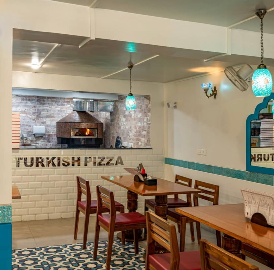 Pide Turkish Cafe FC Road Pune 3