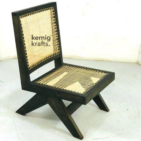 Rosewood Chair Bamboo Canning wicker kernig krafts