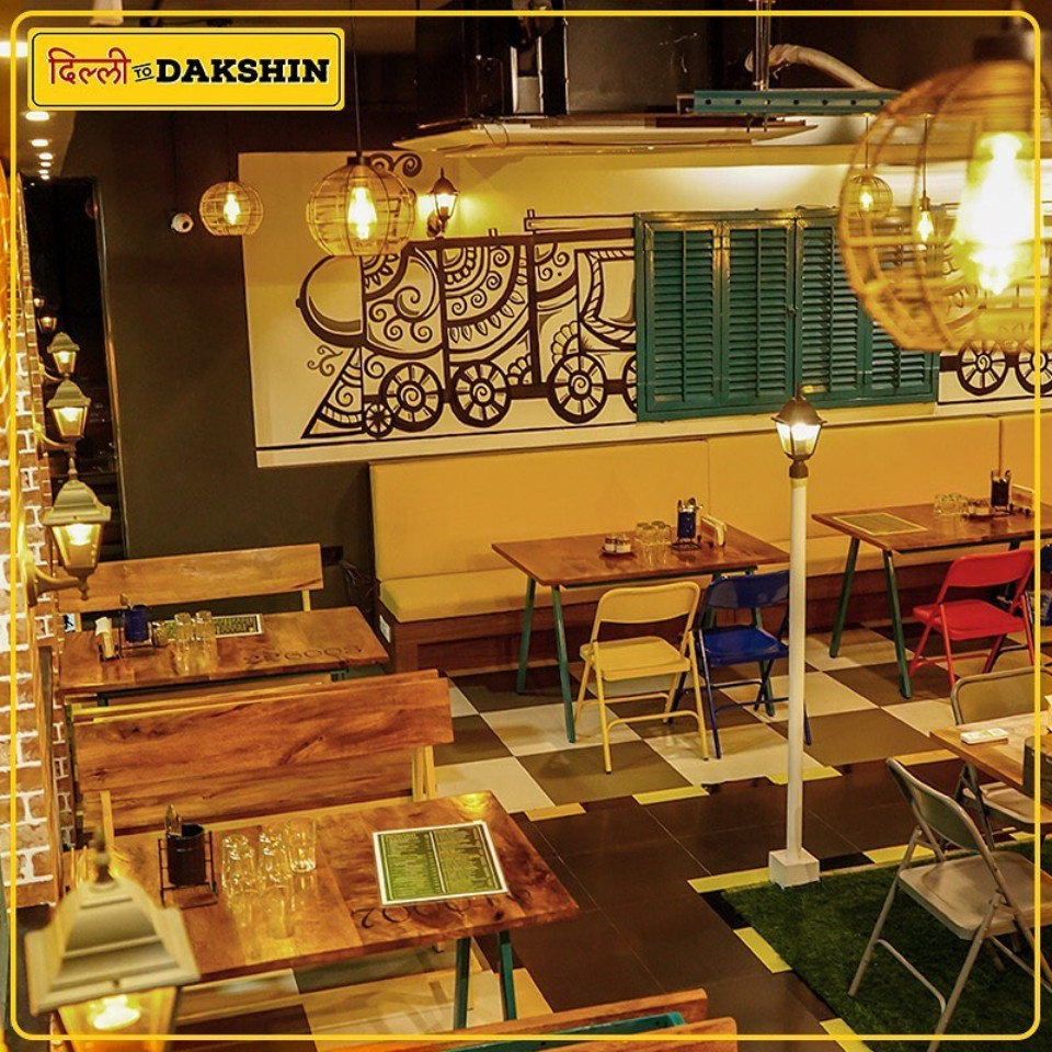 Delhi Dakshin HSR Layout Bangalore 3
