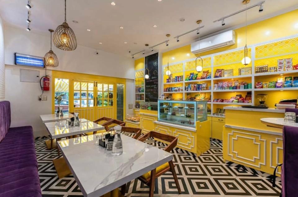 Kafe Fusion Baner Pune 1