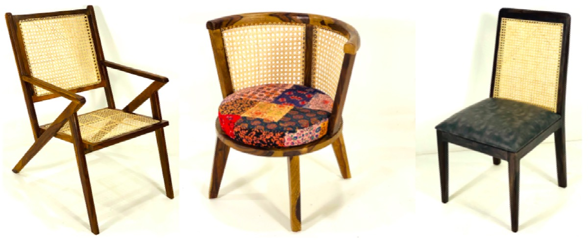 Rattan Furniture - Cane Furniture - Wooden Furniture - Chair - Upholestry
