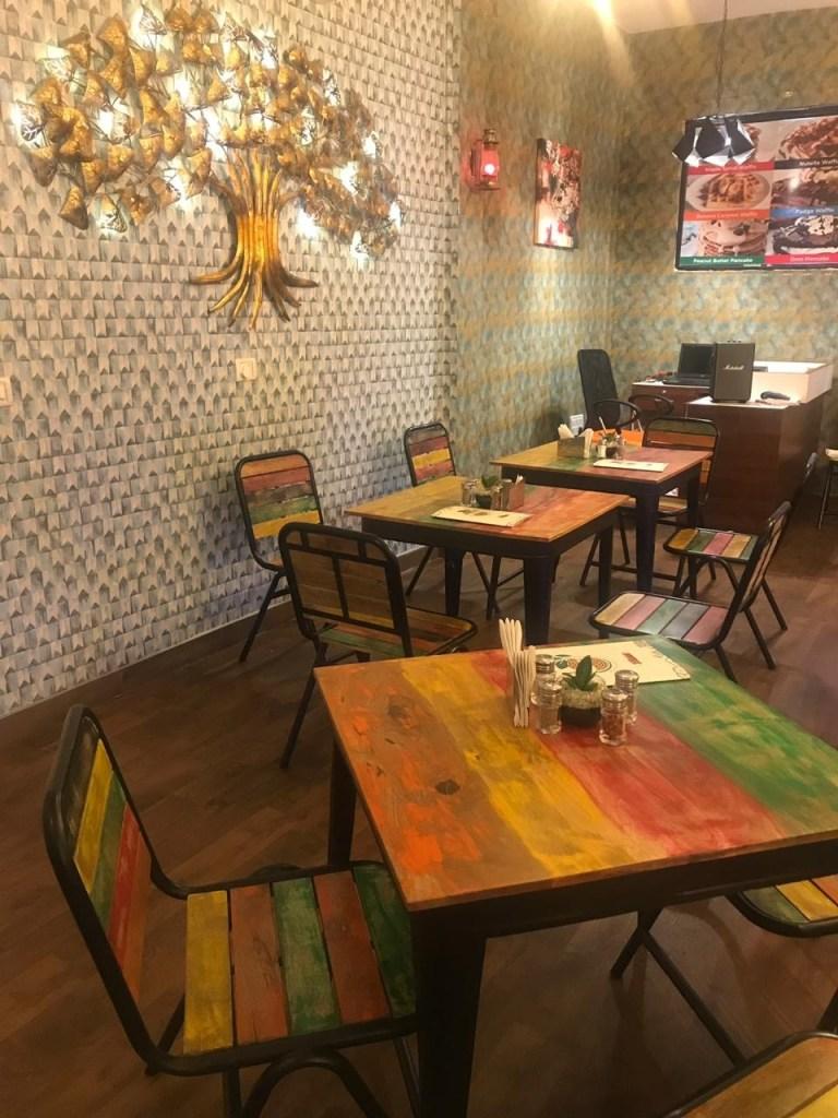 The Waffle Garden Madhapur Hyderabad 4
