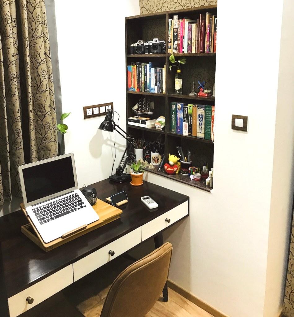Organise home work office desk table