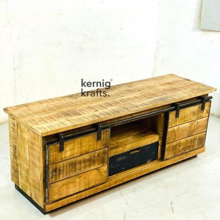 TVCA24260 Aara Finish Mango wood TVC kernig krafts