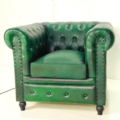 armchair sofa kernig krafts chesterfield furniture accent