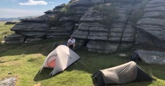 Wild camp