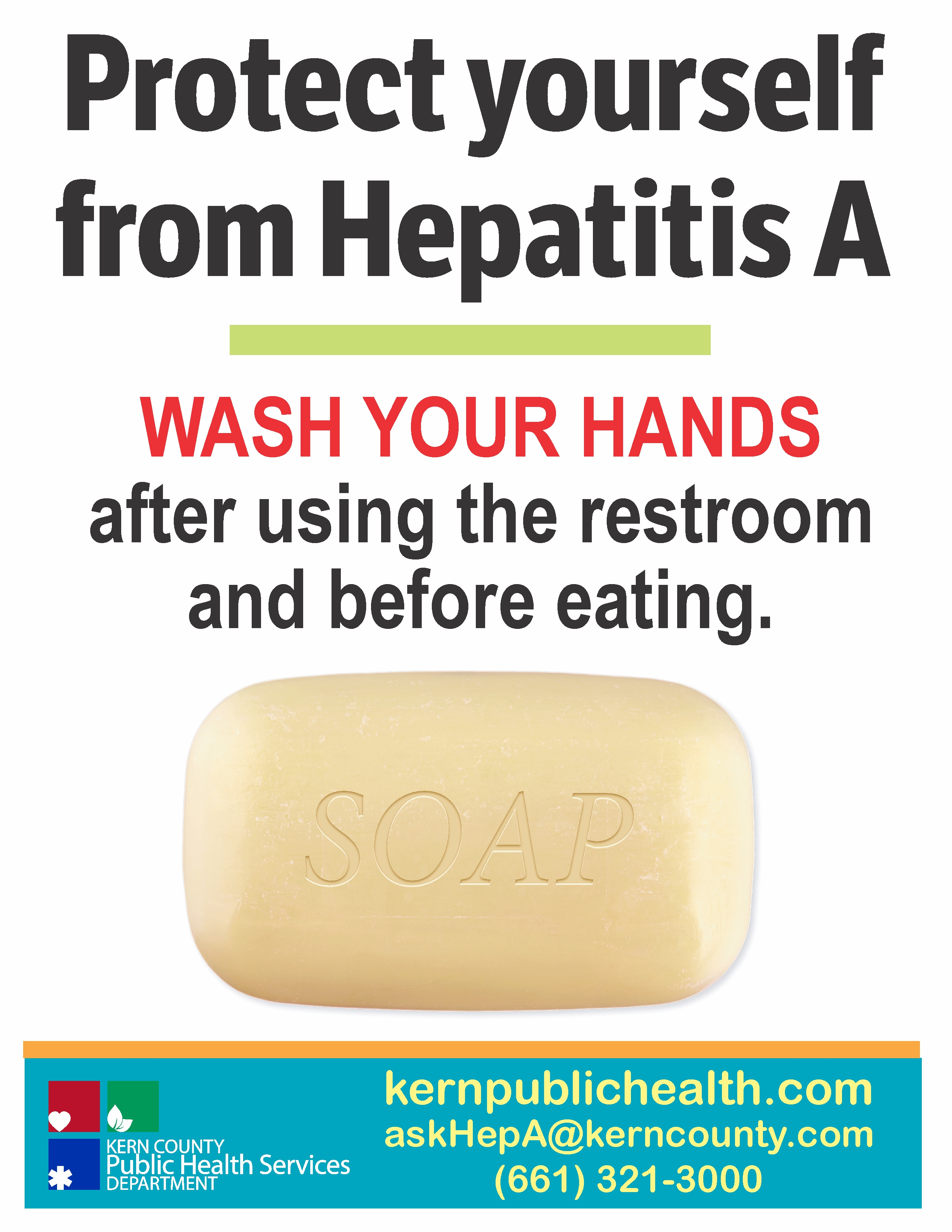 Hepatitis A Kern County Public Health Services