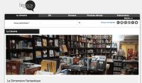 Librairie La Dimension Fantastique
