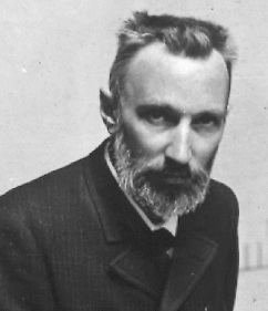 Pierre Curie (source : web)