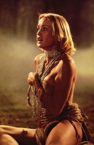 Jessica Lang in King Kong 1976
