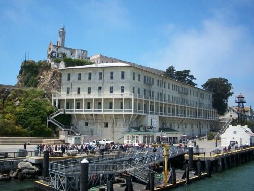 Alcatraz State Prison
