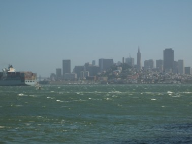 A beautiful view of San Francisco.