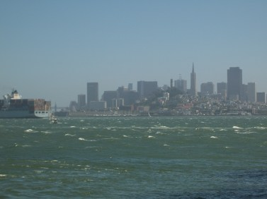 A beautiful view of San Francisco.