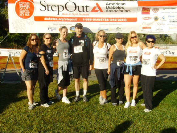 Team Couch Potatoes ADA walk/run
