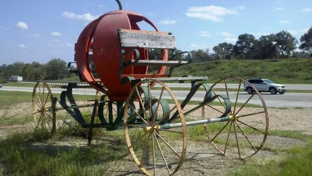 Cinderella's Coach in La Grange, Texas