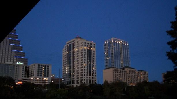 Largest Urban Bat Colony in Austin, Texas.