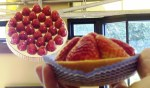 World's Largest Strawberry Tart