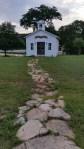 A Tiny Church in Ingram, Texas.