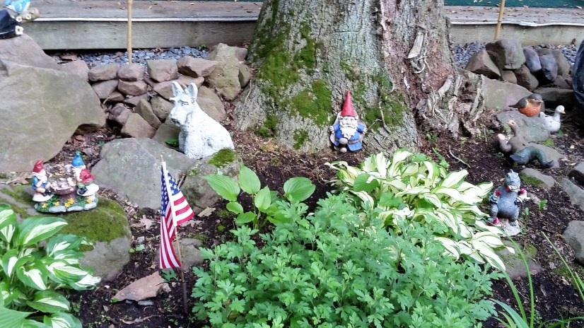 Tales From The RV Park Gnome Homes