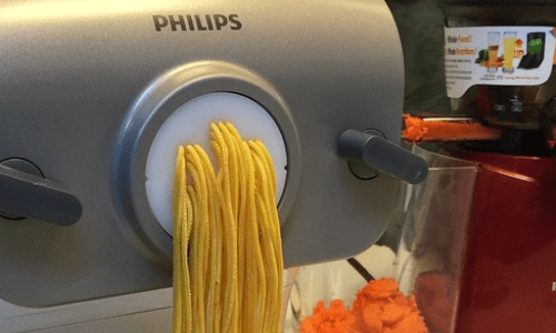 Gadget Review: The Philips Noodle Maker